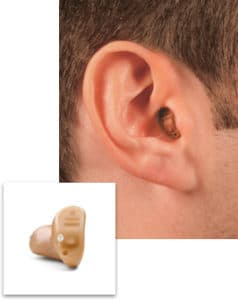 Completely-in-the-Canal (CIC) Hearing Aids in Rancho Bernardo & SD